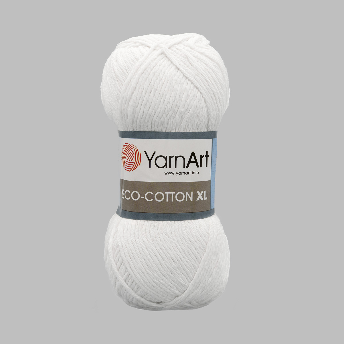 Пряжа Yarn art 'Eco Сotton XL' 200г 220м (85% хлопок, 15% полиэстер)