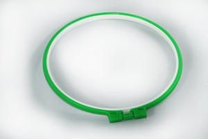 Пяльцы пластиковые, диаметр 160 мм