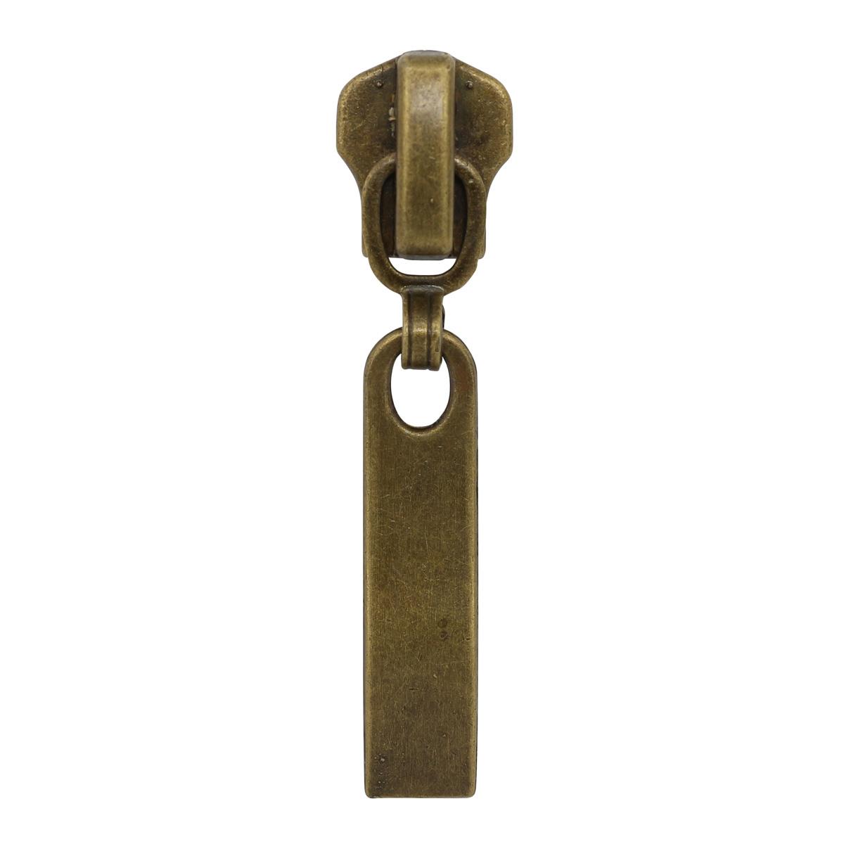 Слайдер к металлической молнии (auto lock)