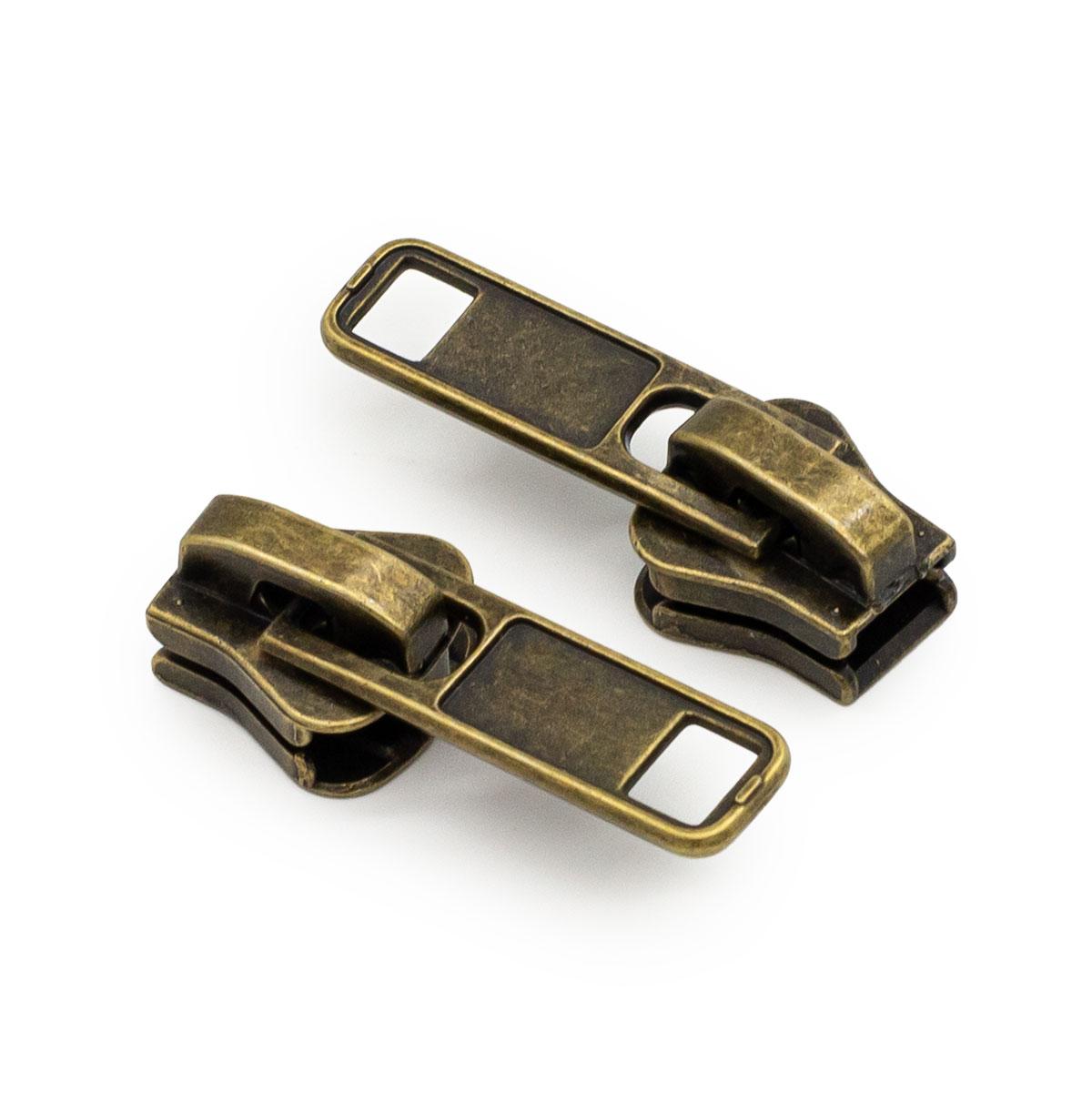 Слайдер к молнии трактор (auto lock) Т8, HHP - 0114