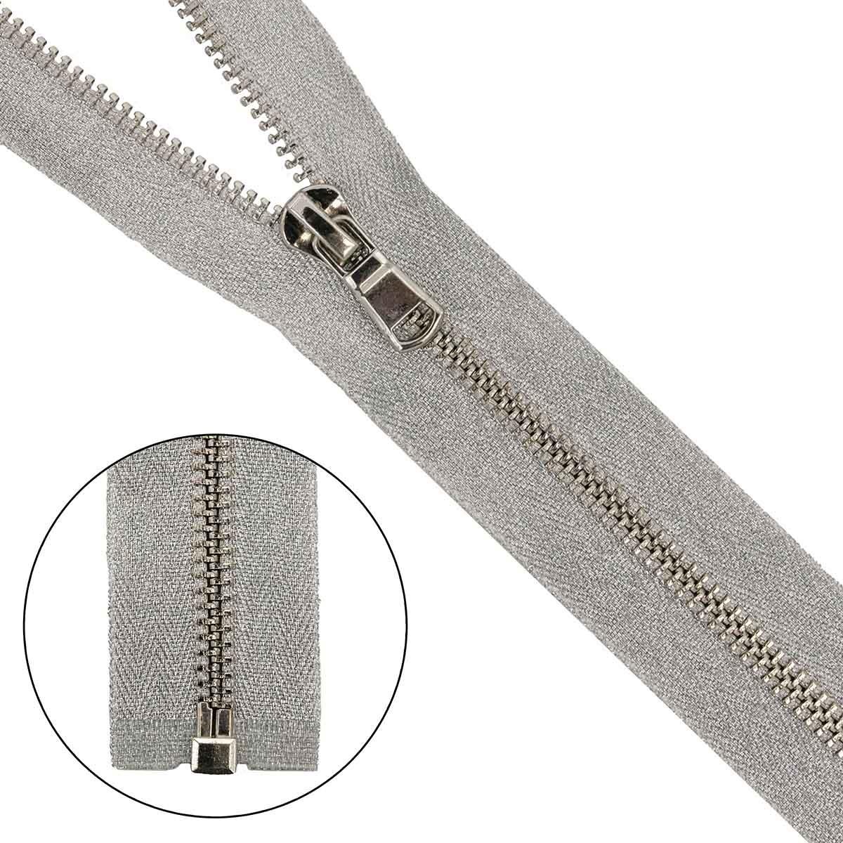 Молния-металл, никель, 1зам, T5 - 80см