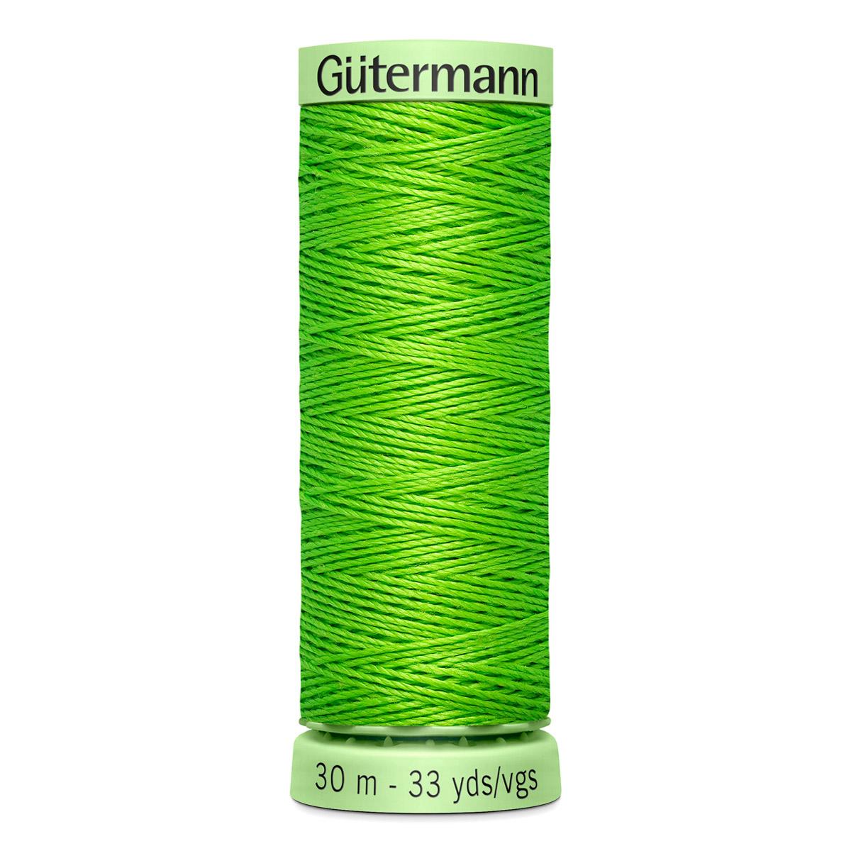 02 Нить Top Stitch для отстрочки, 30м, 100% п/э Гутерманн 744506