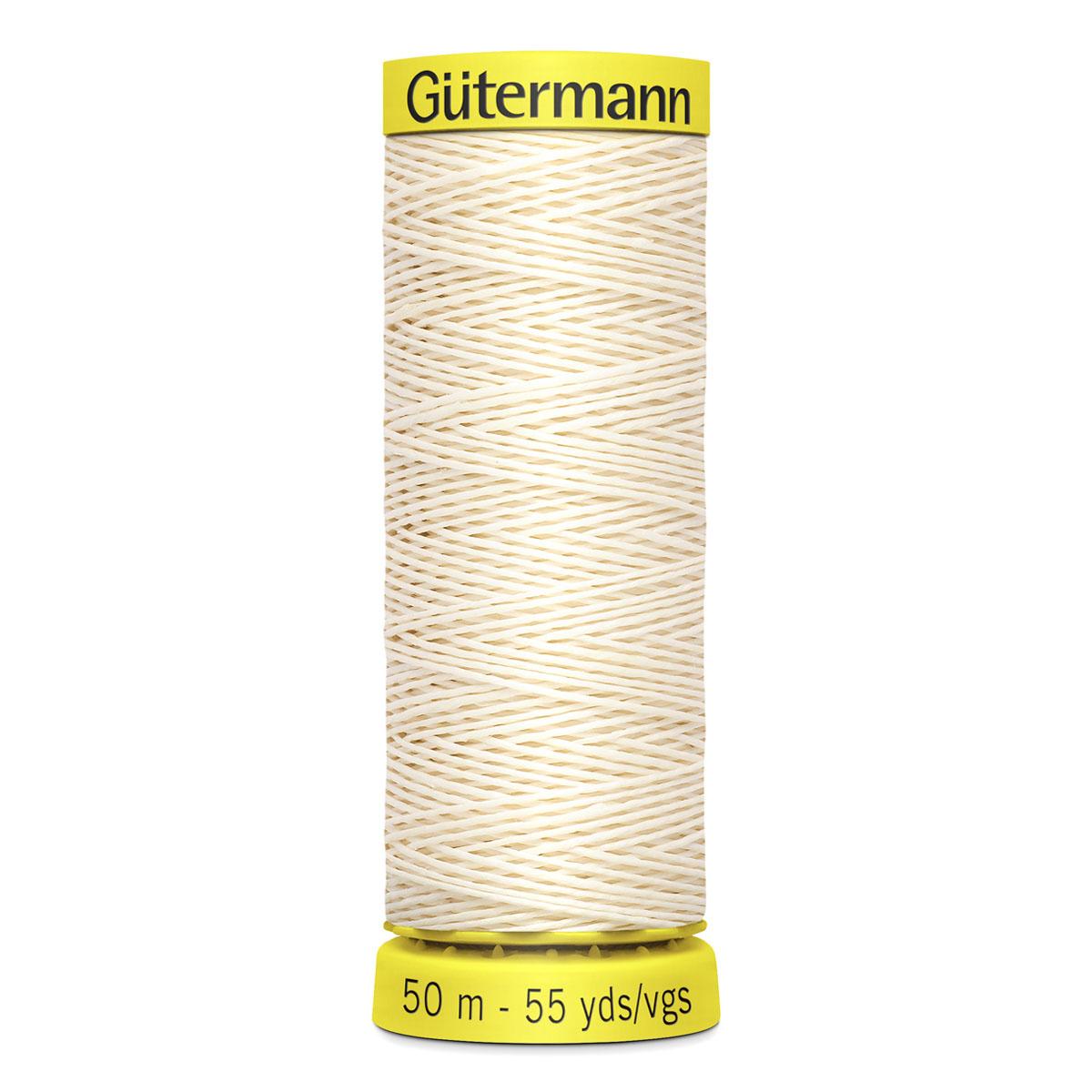 16 Нить Гутерманн Льняная крученая (100% лен) 744573