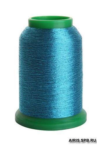 Нитки Isamet 40 colour металлизированная нить (45% полиамид, 55% полиэстер)