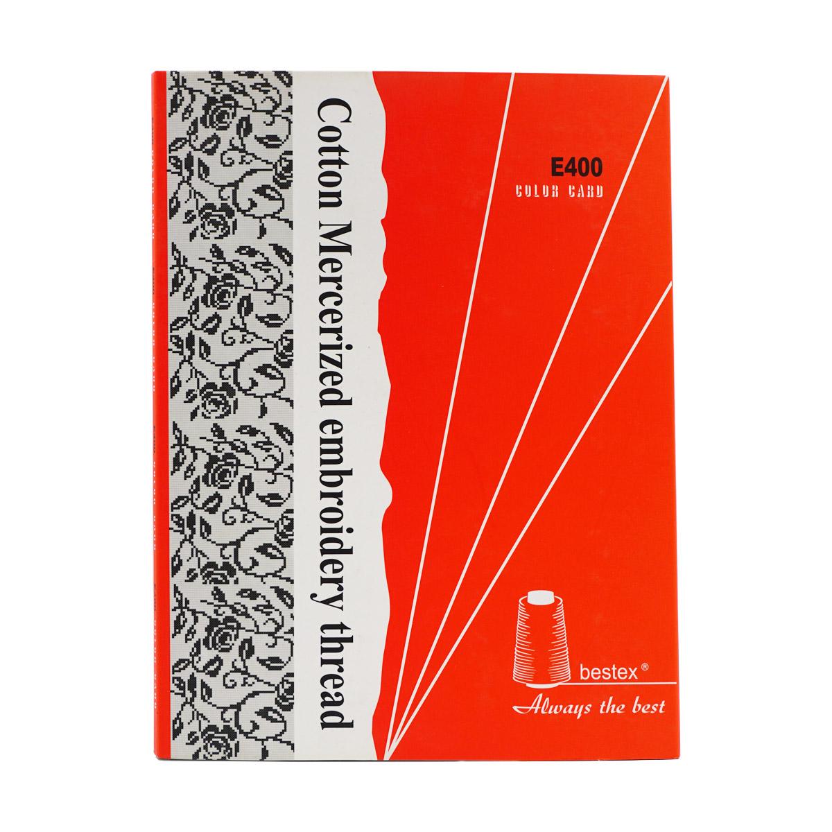 Карта цветов мулине, Bestex