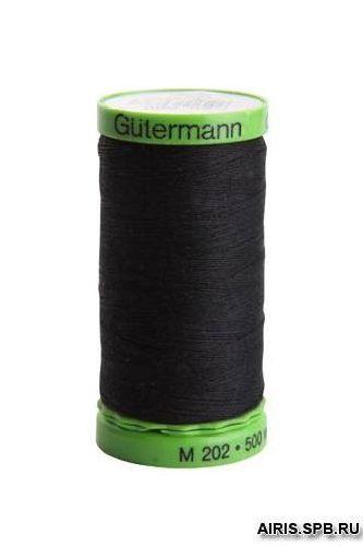 709832 Нить нижняя 100%п/э для машинной вышивки 500м Гутерманн