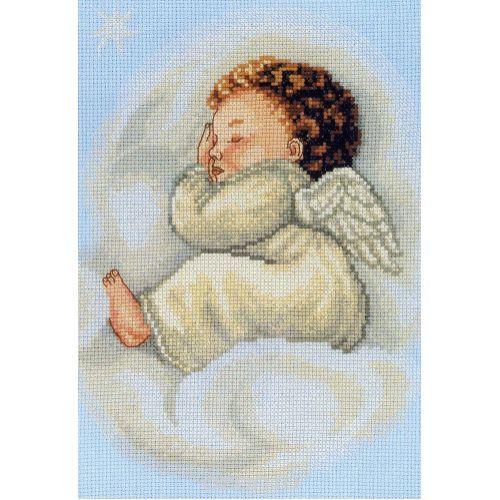 М050 Набор для вышивания RTO 'Спящий ангел', 20х26 см