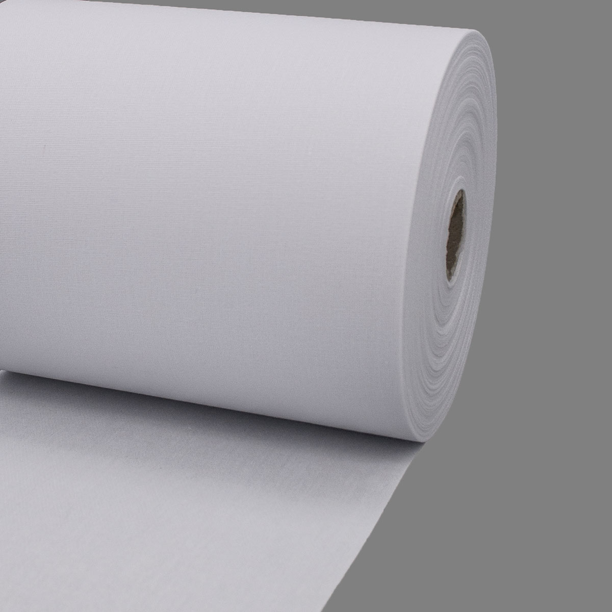06-7200-GTH Лента люверсная 20см*50м клеевая белый х/б ГР