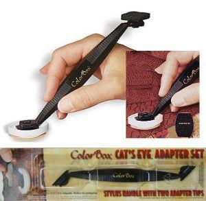 Стилус и наконечники для подушечек ColorBox Cat's Eye