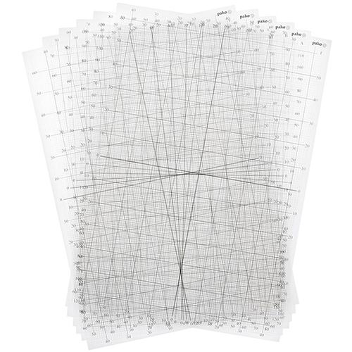 707.090 Сетка для вышивания, упак./6 шт., Рako