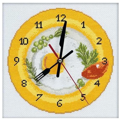 М40009 Набор для вышивания RТО 'Время завтракать', 20х20 см