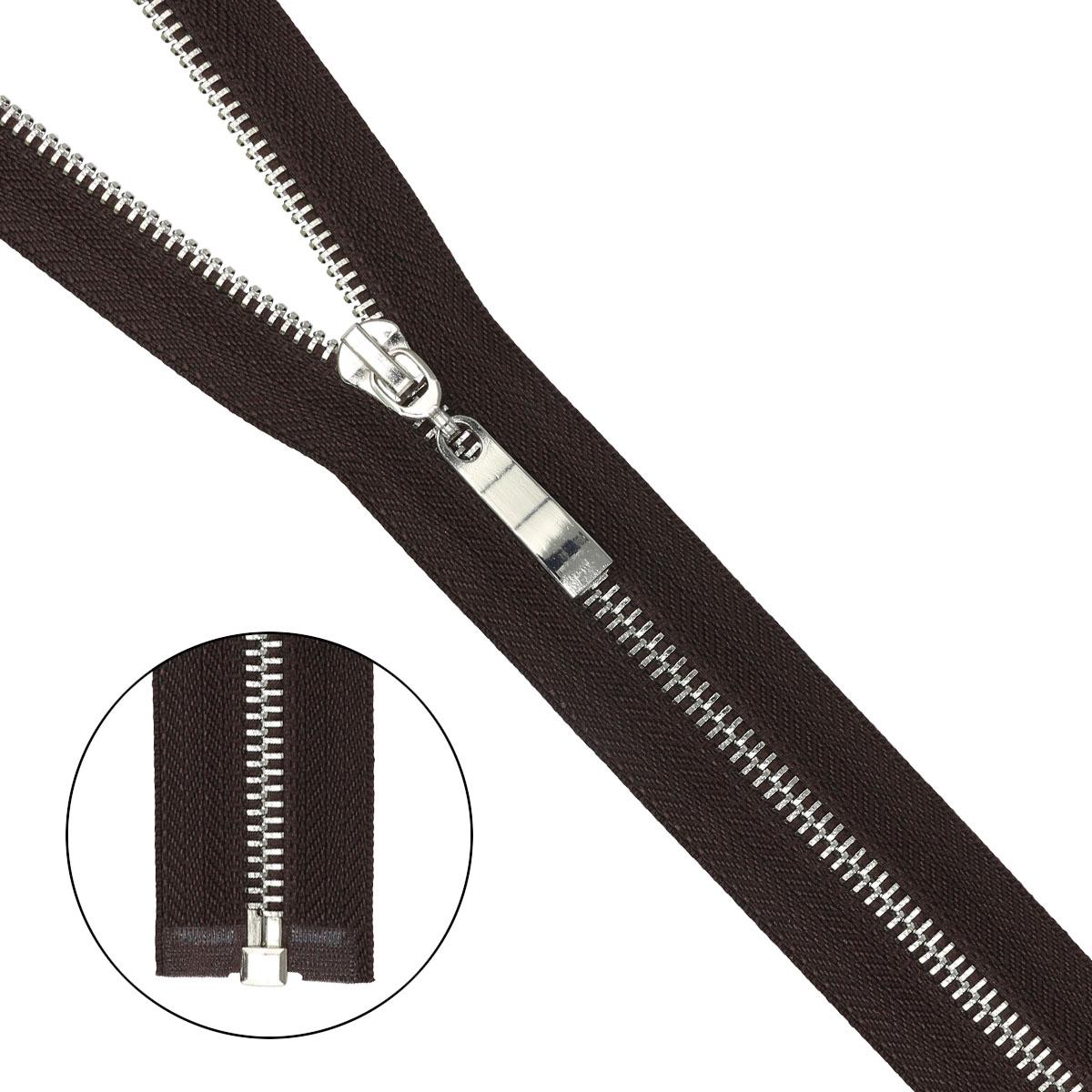 Молния металл-никель т5 1 замок 50см