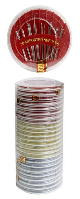 иглы швейные набор игл (большой диск)ДУ