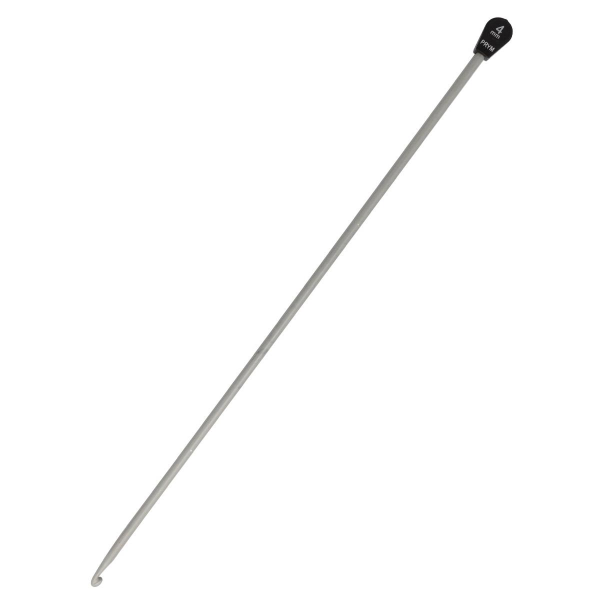 195217 Крючок для вязания тунисский, 4 мм*30 см, Prym