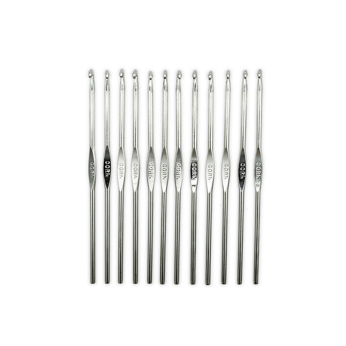 0333-6050 Крючок вязальный, 3,2 мм, упак./12 шт.