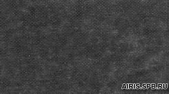 65250 Флизелин черный точечный, 25 г/м, 90 см*100 м
