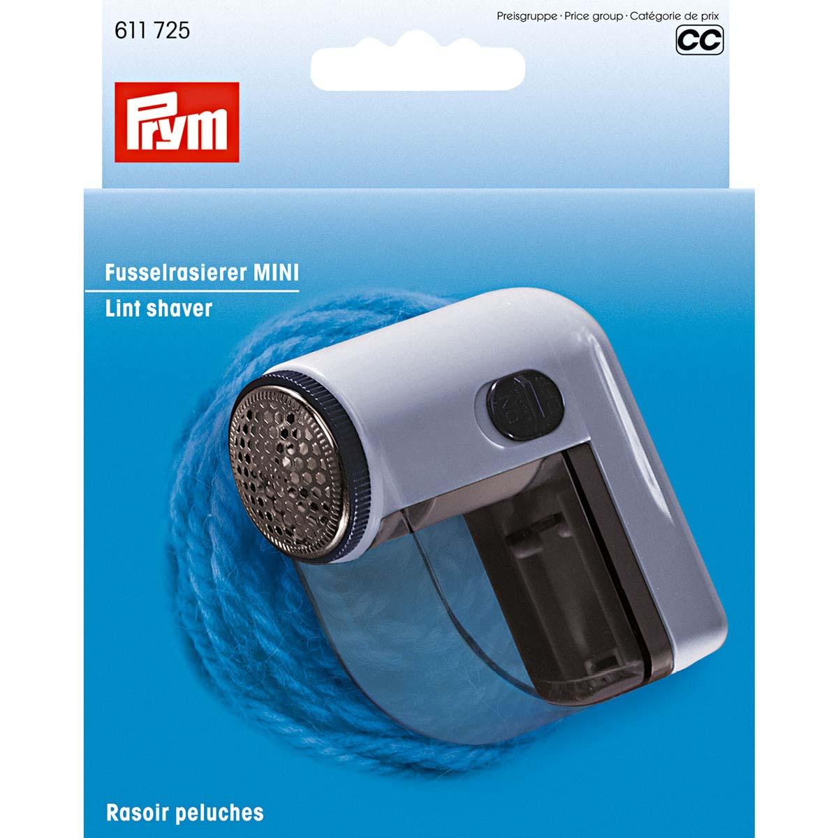 611725 Машинка Mini для удаления катышков Prym