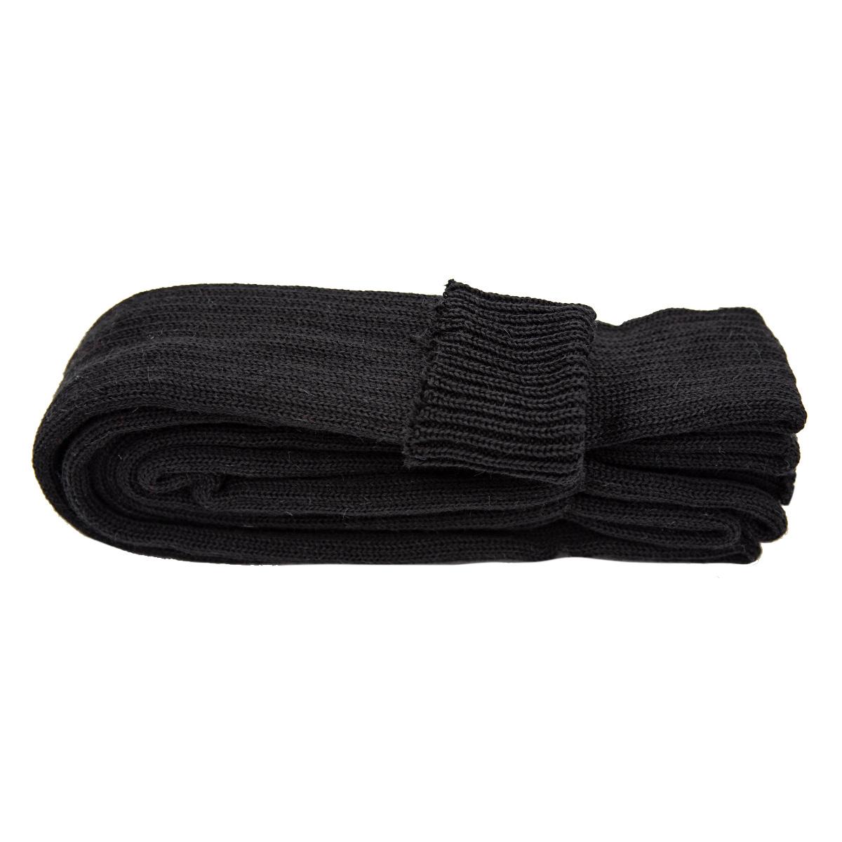 Манжет п/ш (рукав), плотный, 7 см, от 3 м (004 черный) фото