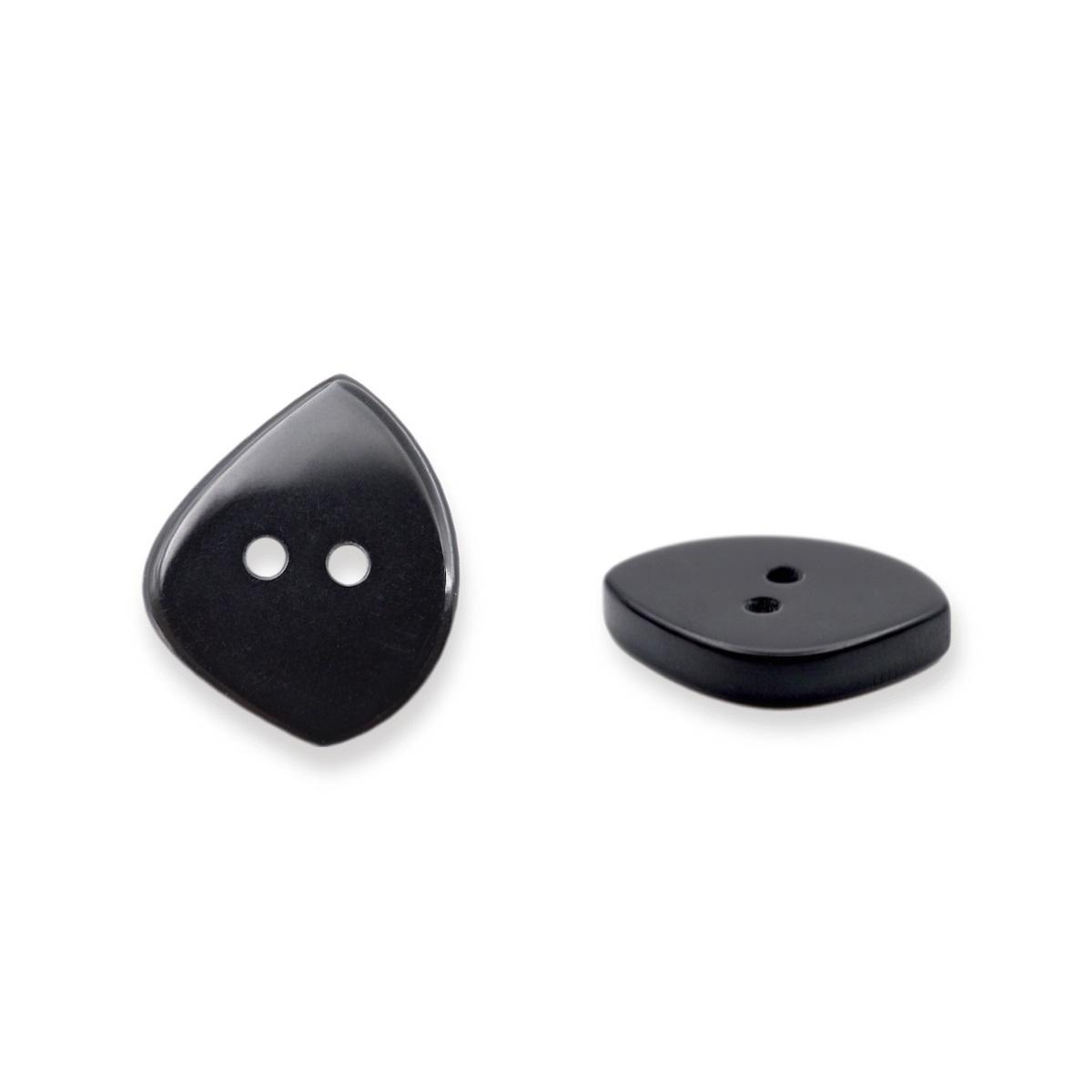 15265/2 28 (черн) Пуговица