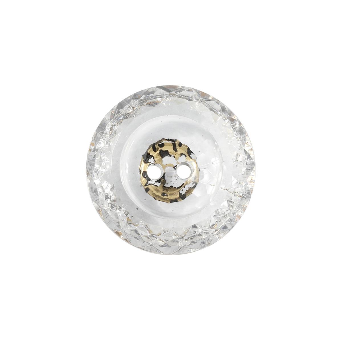пуговица декоративная круглая