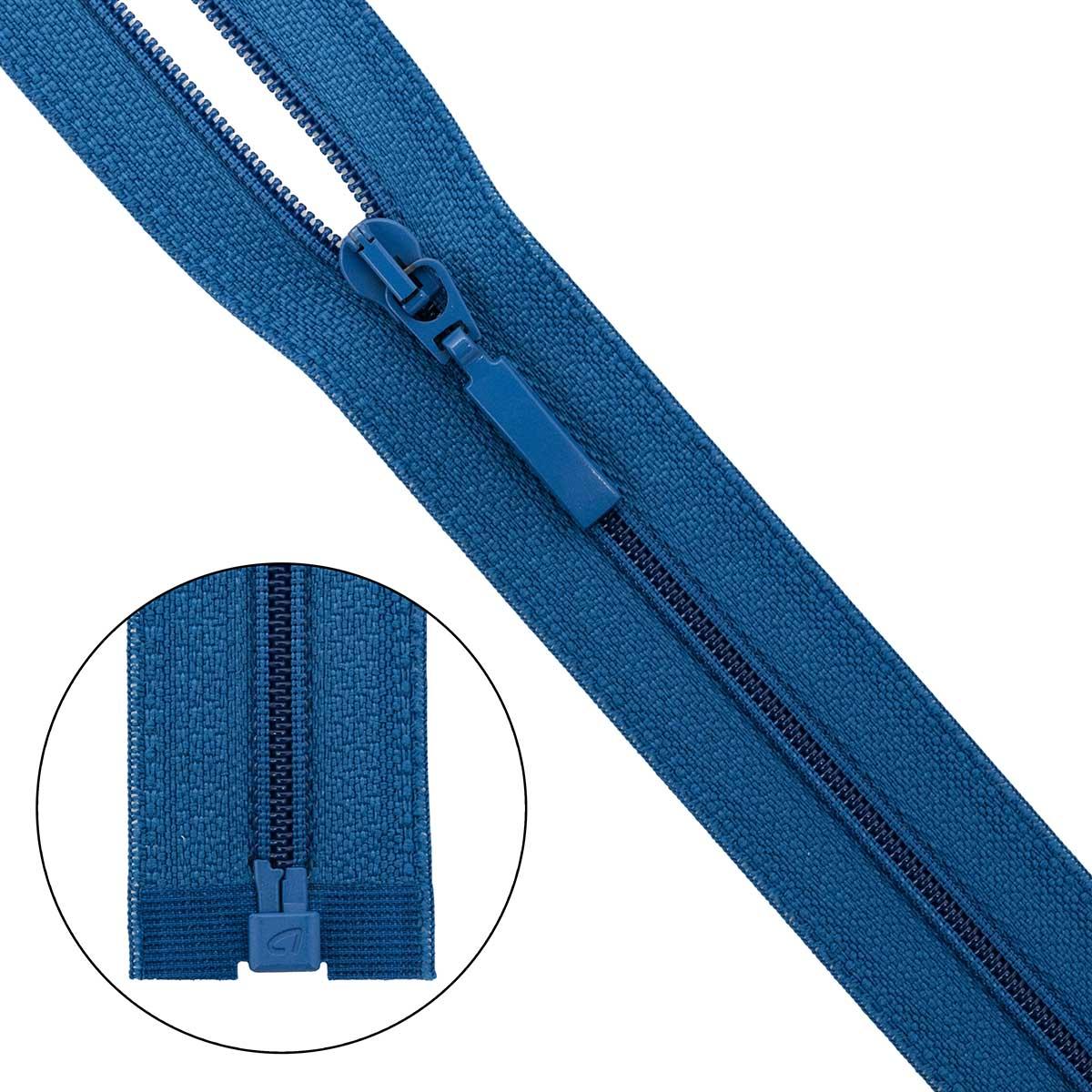 Молния 'витая' Т6 - 75см (SB60M-483) Arta-F (115 синий) фото