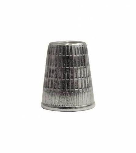 431843 Наперсток, цинк, хромовое покр., серебристый цв. 16,5 мм Prym