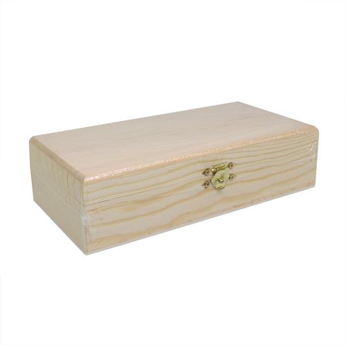 61682501 Деревянная шкатулка 20x10x5см FSC-SGS-COC-003077 Glorex