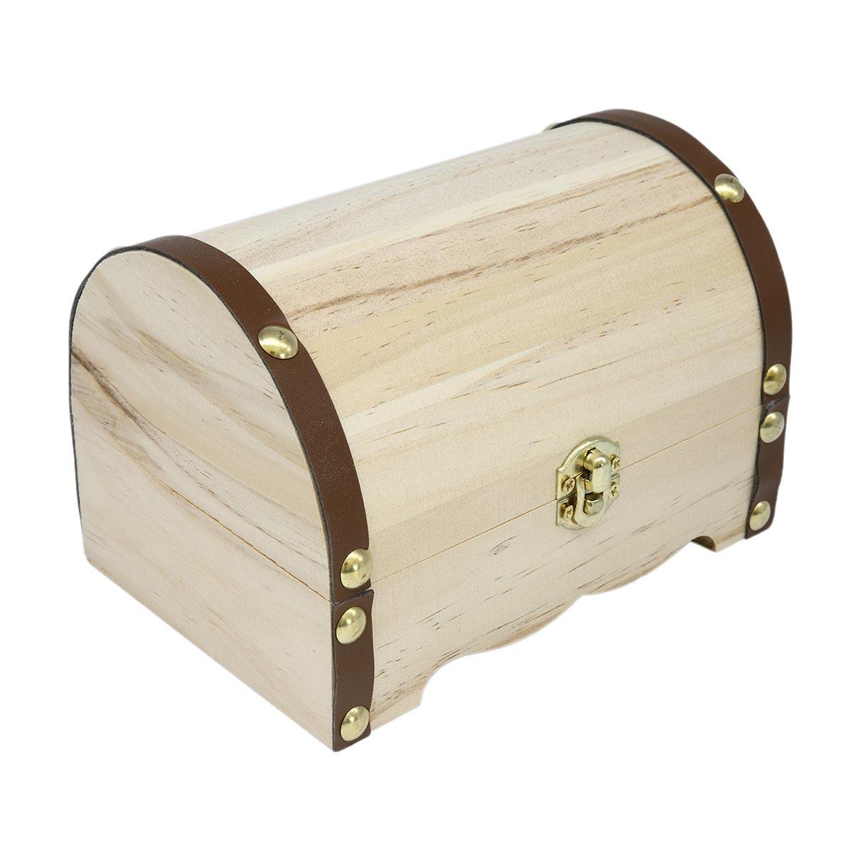 62003250 Сундук деревянный, 15*10*10 см, Glorex