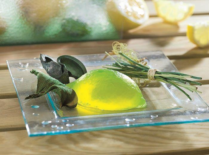 61600423 Форма для мыла Лимон Glorex