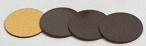 61801061 Магнитные диски, 25 мм, 10шт Glorex