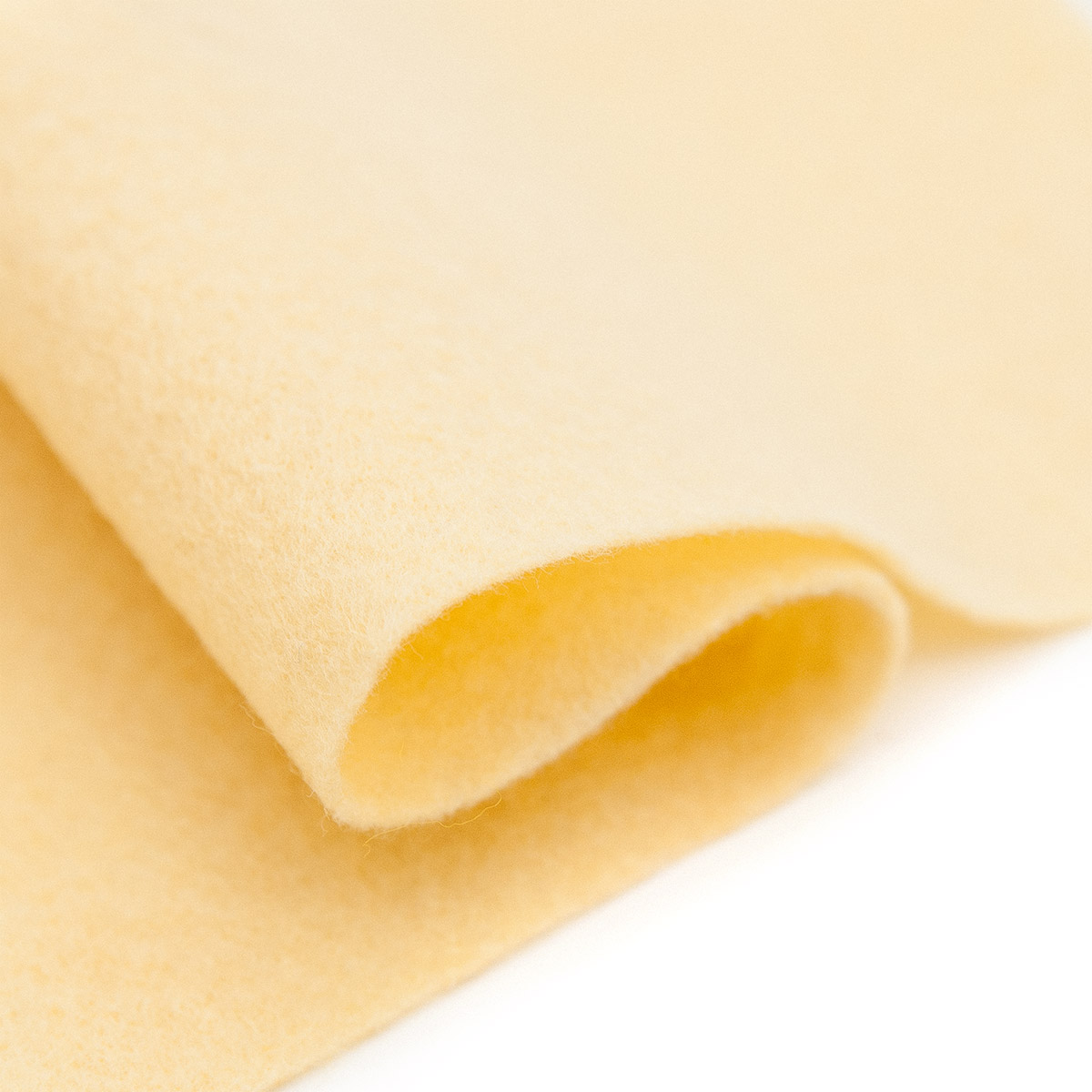 61212613 Фетр для творчества, коричнево-желтый, 2мм, 20x30см, уп./1шт. Glorex