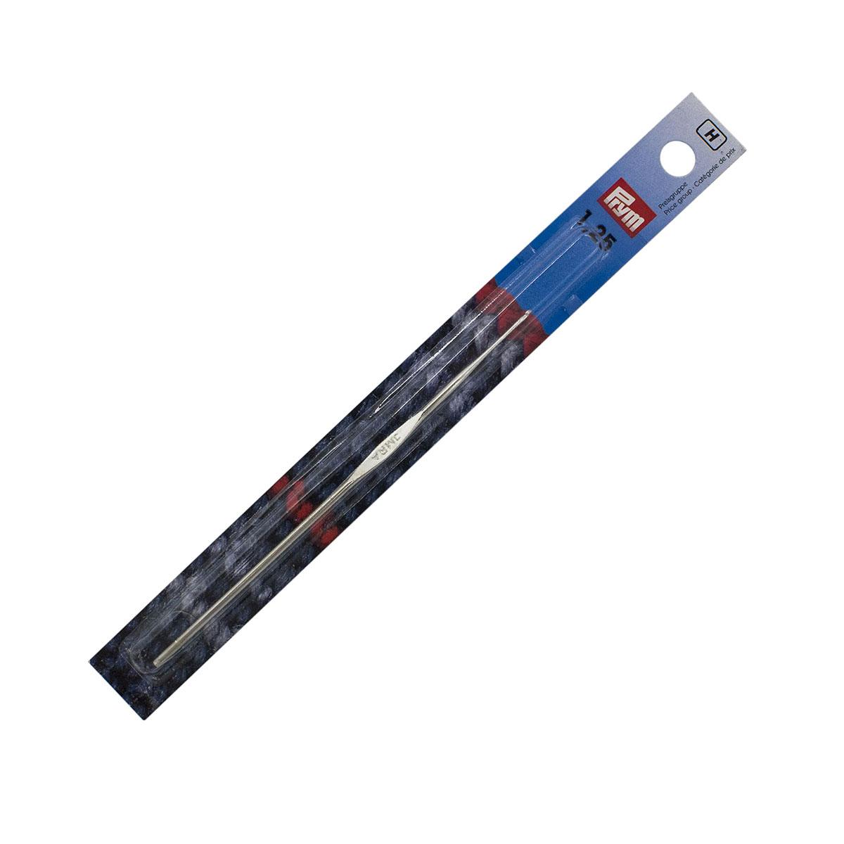 175845 Крючок IMRA для тонкой пряжи без ручки, сталь, с направляющей площадью 1,25мм Prym