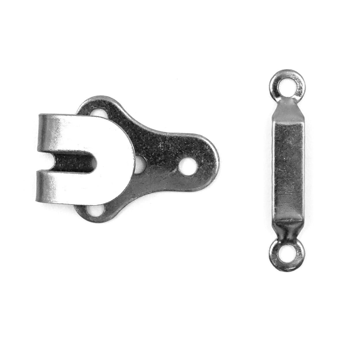 266260 Крючок для брюк с дугой (сталь)