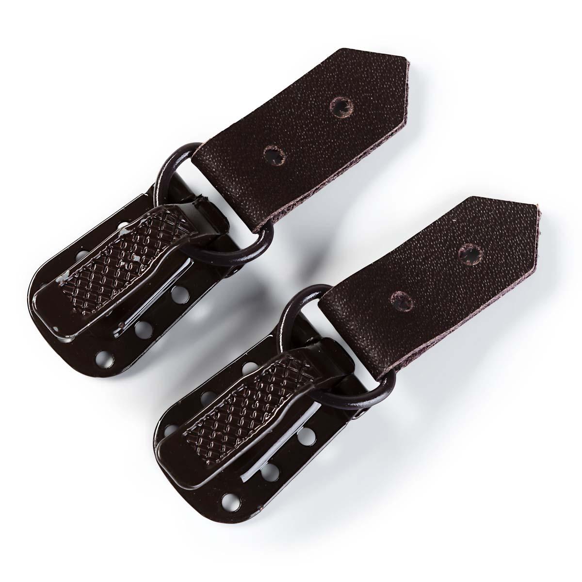 416502 Клипса с крючком для меховых изделий, черный, упак./2 шт., Prym