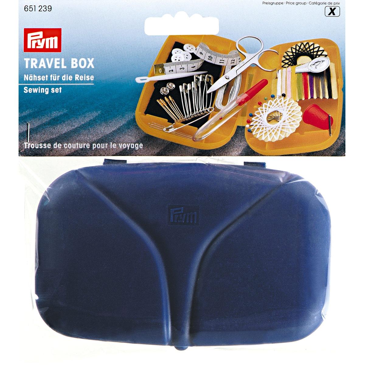 651239 Набор для шитья для путешествий 'Travel Box ' размер М Prym