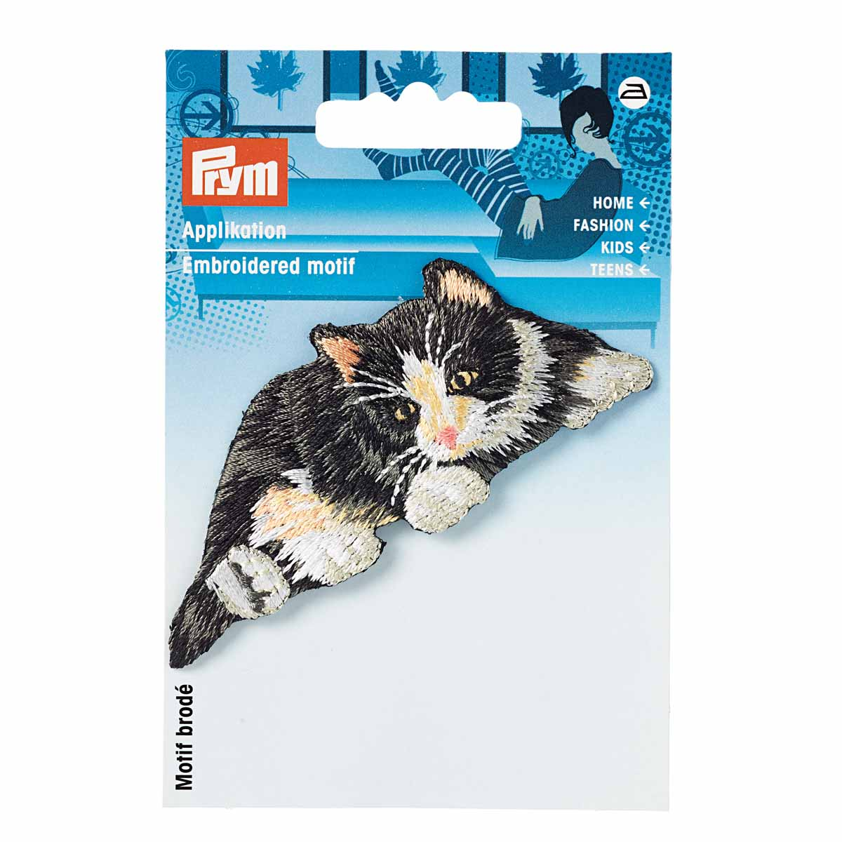 925390 Аппликация Кошка Prym