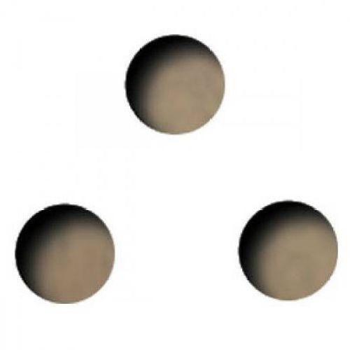 656651 Форма для вырубки на магнитной основе 'Дырочки', Movers & Shapers Die
