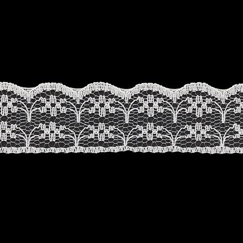05-38003/22 Кружево нейлон 22мм*25м шампань ГР