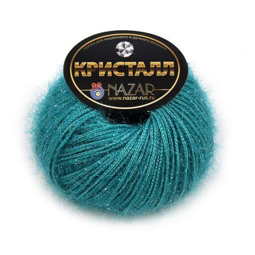 Пряжа NAZAR 'Кристалл' (70%люрекс, 30%полиэстер)