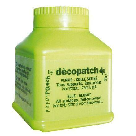 Клей-лак Decopatch Рaperрatch, салатовый, 70 гр.