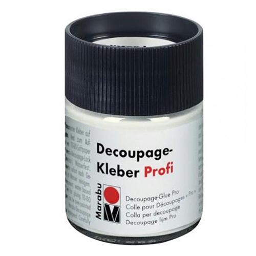 Клей для декупажа Marabu-Decoupage Kleber Profi, 848