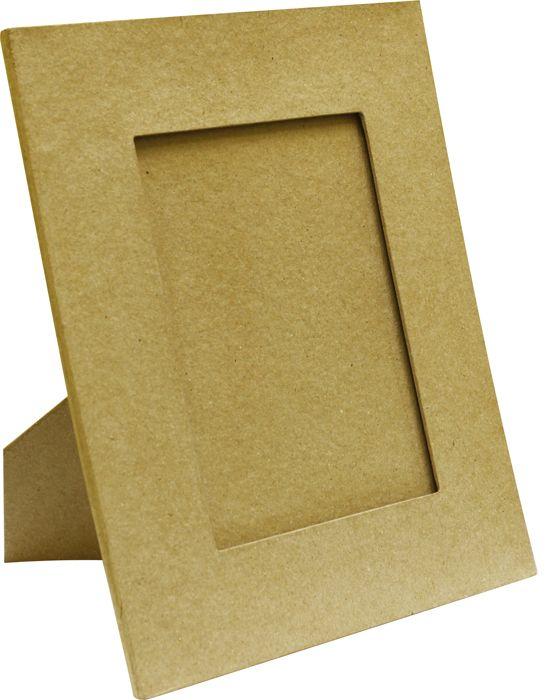 Фигурка из папье-маше, рамка прямоуг. 23*28см