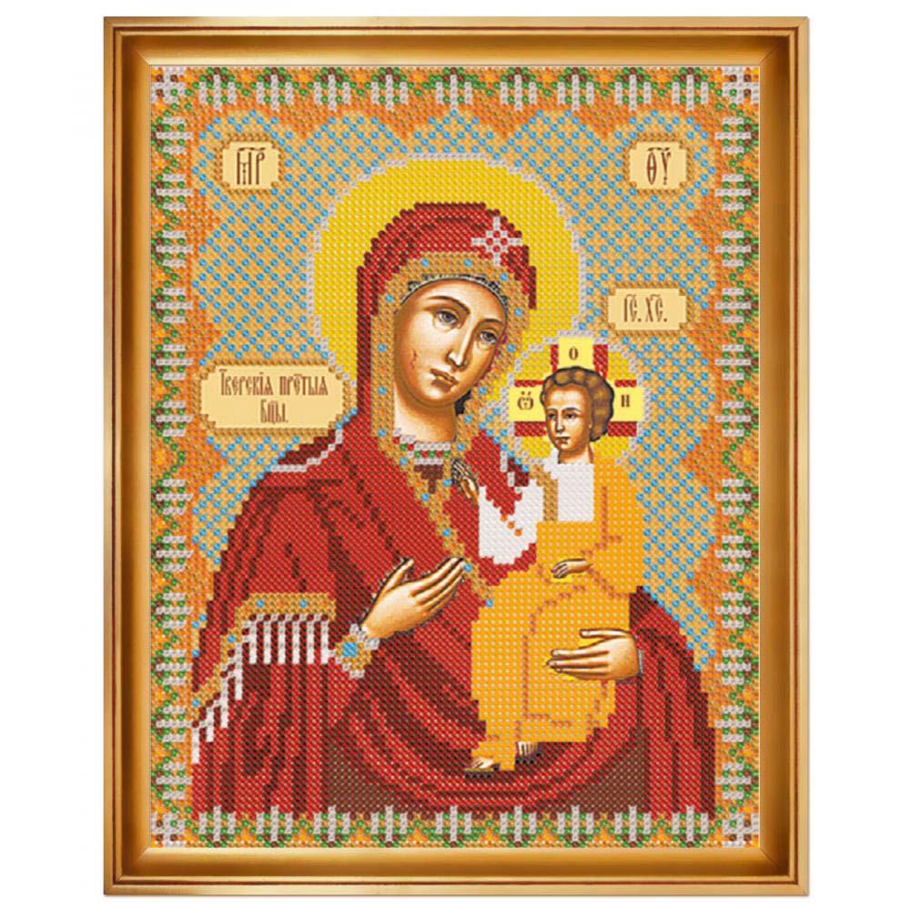 С9041 Набор для вышивания бисером 'Иверская Пресвятая Богородица'