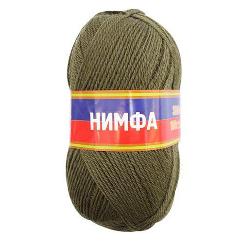 Пряжа Камтекс 'Нимфа' (35%шерсть, 65%акрил)