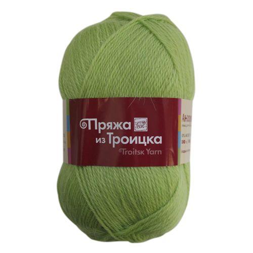 Пряжа из Троицка 'Ангора' (50%шерсть, 50%ангора)