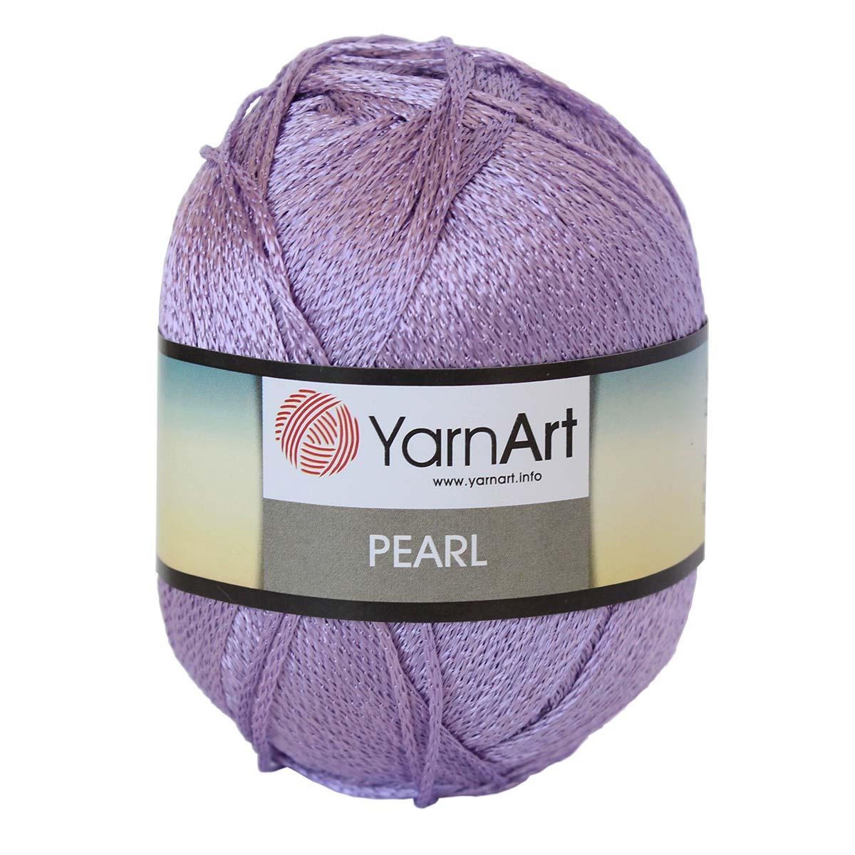 Пряжа YarnArt 'Pearl' 90гр. 270м. (100%вискоза) ТУ