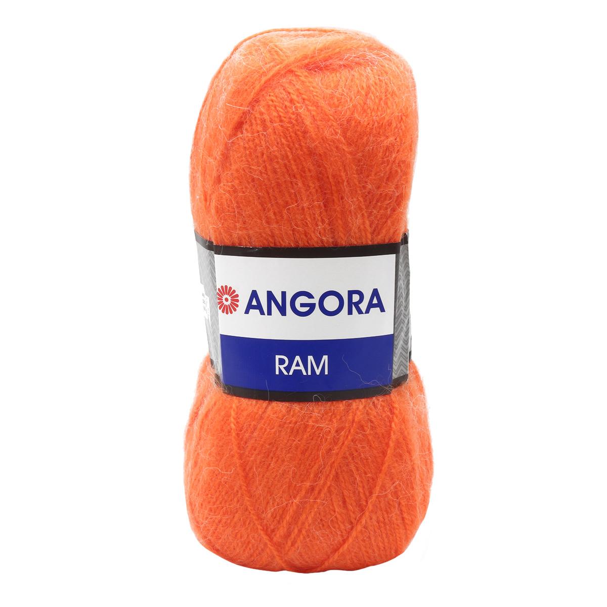 Пряжа YarnArt 'Angora RAM' 100гр. 500м (40%мохер, 60%акрил)