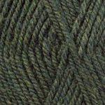 Пряжа YarnArt 'SHETLAND' 100гр.,220м (30%шерсть,70%акрил) (537 темно-зеленый)