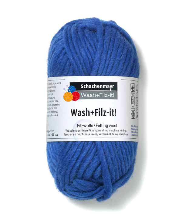 9812.942-COAT Шерсть для валяния 'Wash + Filtz-it' , 50гр COATS