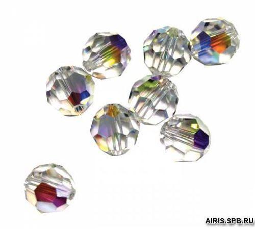 5000/E Бусины (кристалл) с эффектом, 6 мм, упак./10 шт., Swarovski